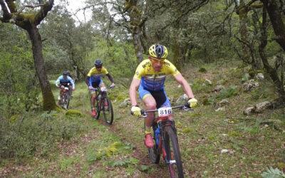 Mountain Bike en el Llano de Zafarraya